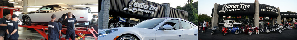 Butler Tire Atlanta