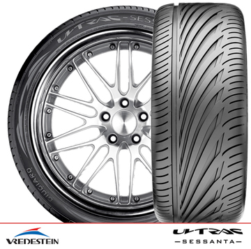 Vredestein Ultrac Sessanta Tires