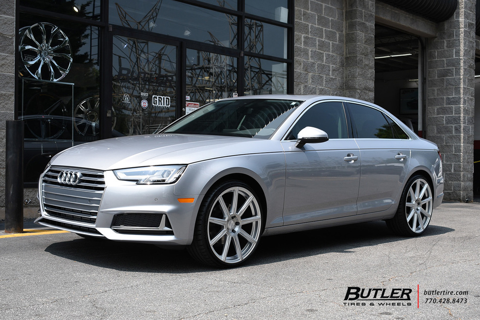 Ferrari Of Atlanta >> Audi A4 with 21in XO Vegas Wheels exclusively from Butler ...