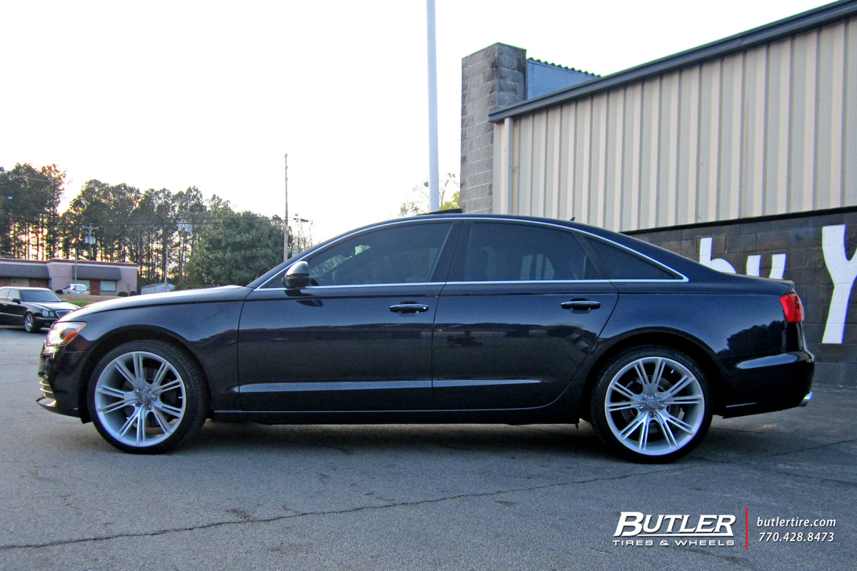 audi    niche ritz wheels exclusively  butler tires  wheels  atlanta ga