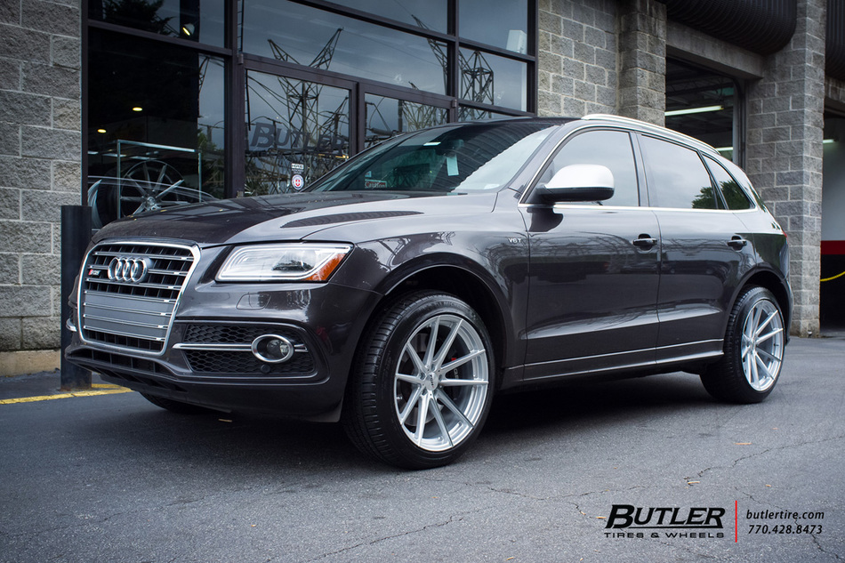 2015 Audi Q5 >> Audi Q5 with 20in TSW Bathurst Wheels exclusively from Butler Tires and Wheels in Atlanta, GA ...