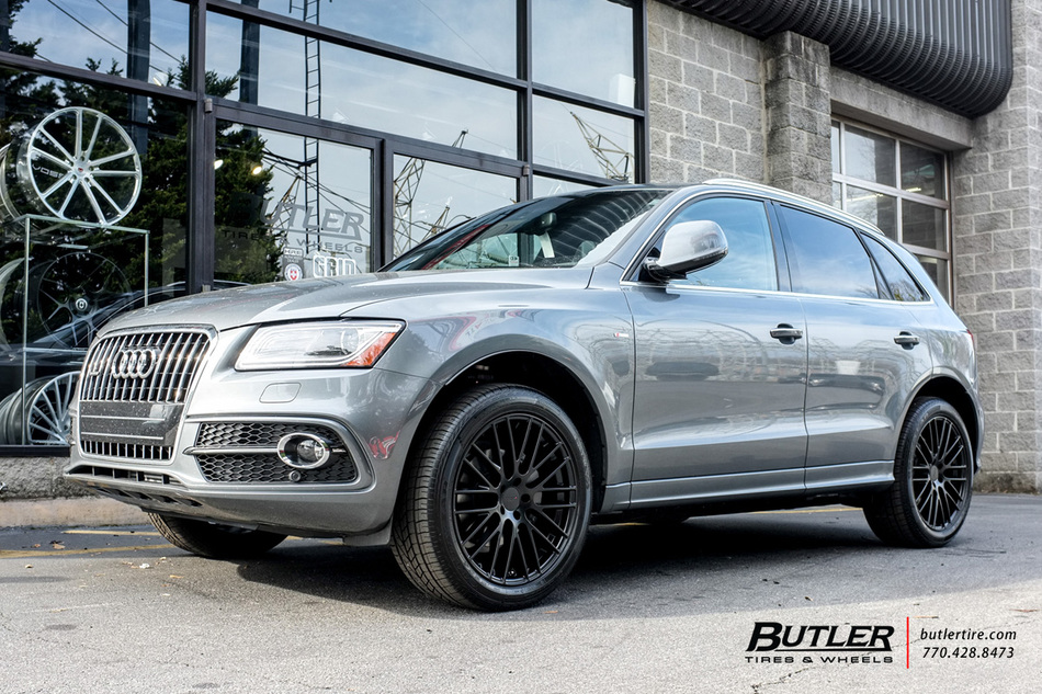 Audi Q5 With 20in Tsw Max Wheels Exclusively From Butler