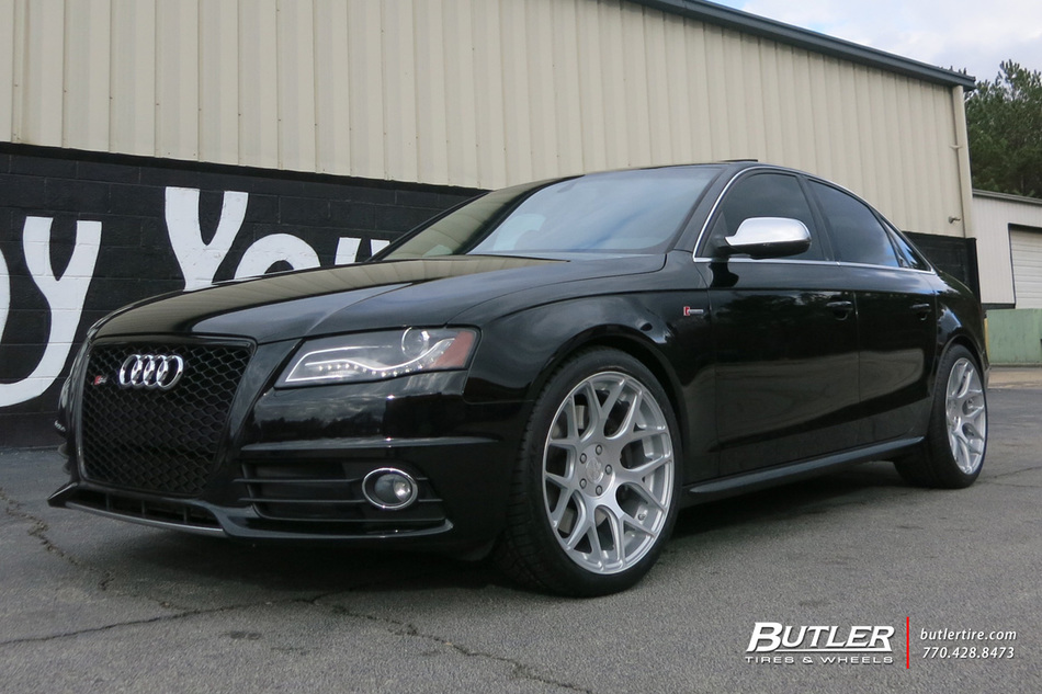 Bmw Of Atlanta >> Audi S4 with 19in Avant Garde M590 Wheels exclusively from Butler Tires and Wheels in Atlanta ...
