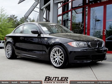 BMW 1 Series with 18in Beyern Spartan Wheels