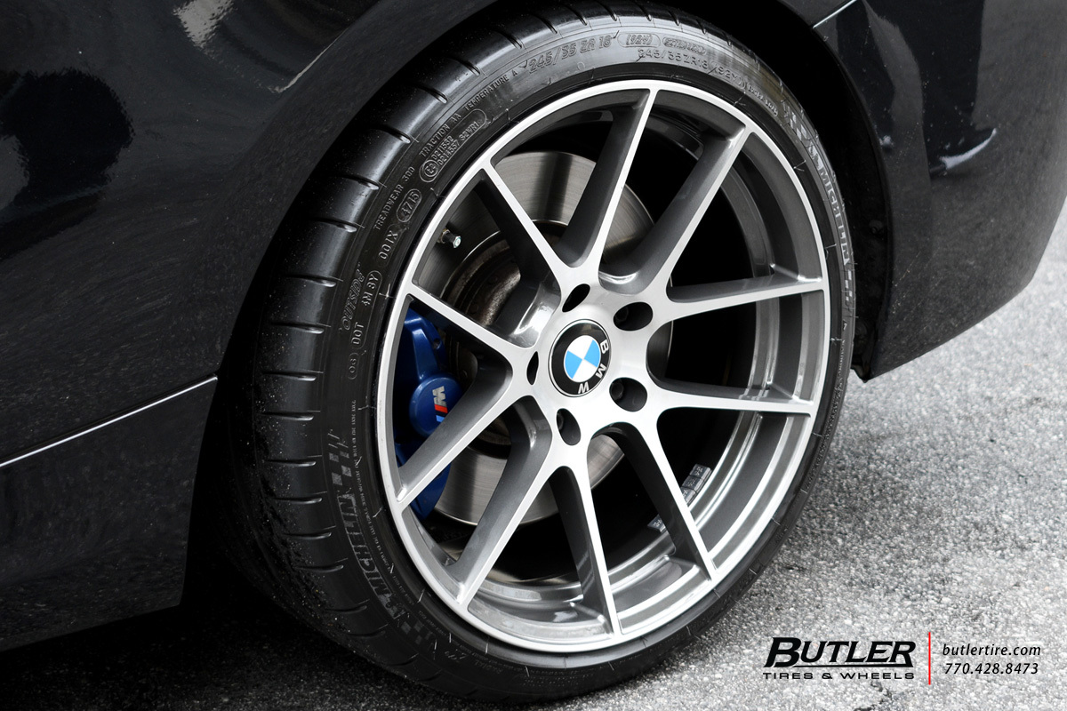 BMW 2 Series with 18in Beyern Ritz Wheels