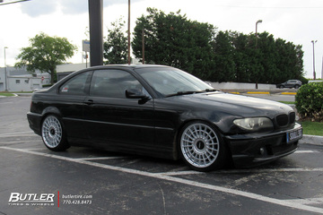 BMW 3 Series with 18in Rotiform LAS-R Wheels
