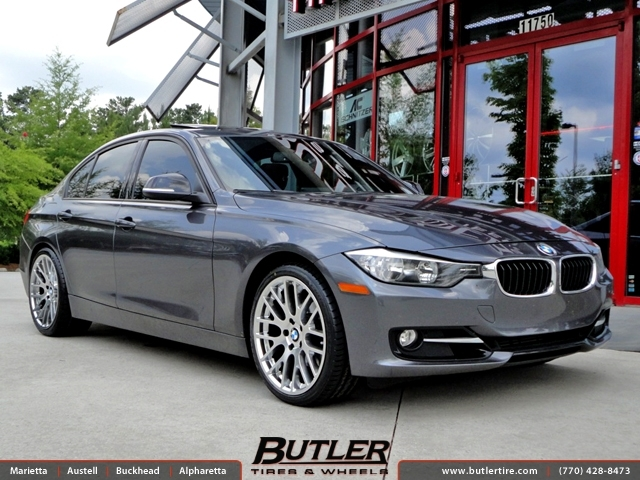 Land Rover Buckhead >> BMW 3 Series with 19in Beyern Spartan Wheels exclusively from Butler Tires and Wheels in Atlanta ...