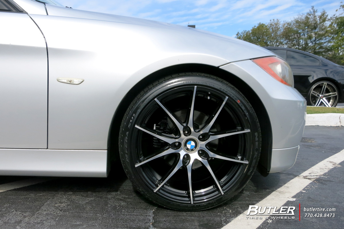 Audi Of Atlanta >> BMW 3 Series with 19in TSW Sprint Wheels exclusively from Butler Tires and Wheels in Atlanta, GA ...