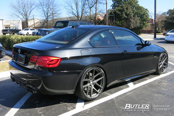 BMW 3 Series with 20in TSW Geneva Wheels