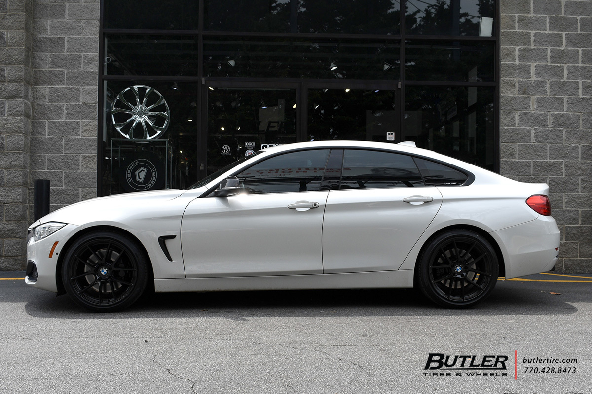 Bmw 4 Series Gran Coupe With 19in Beyern Ritz Wheels Exclusively From Butler Tires And Wheels In Atlanta Ga Image Number 11465