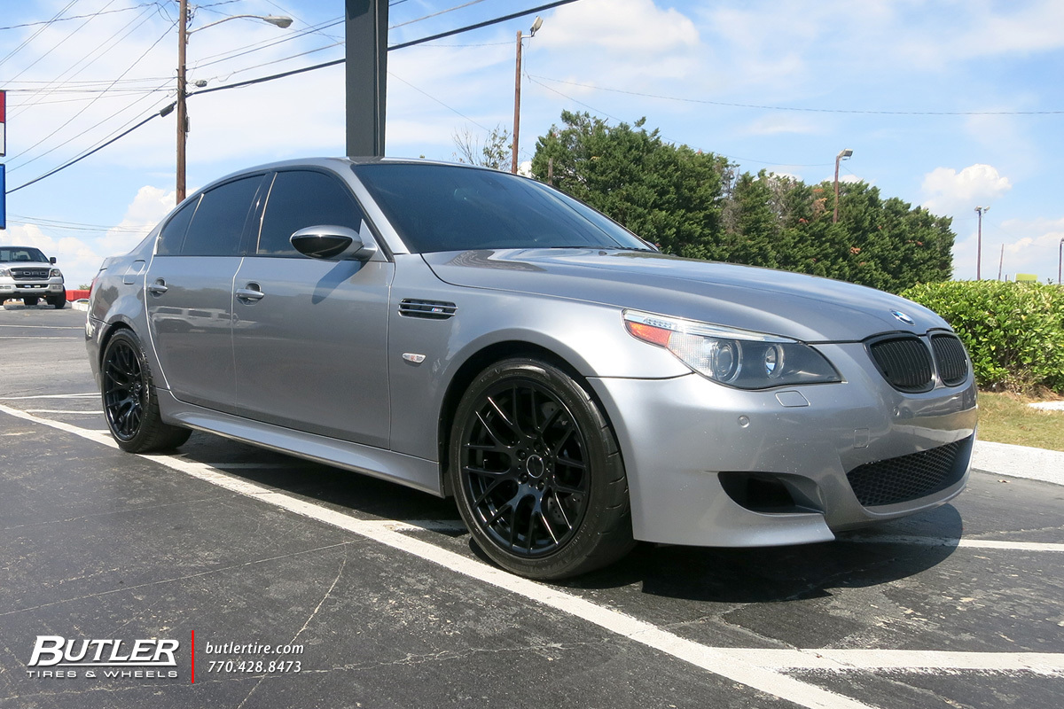 BMW 5 Series with 19in Avant Garde M359 Wheels