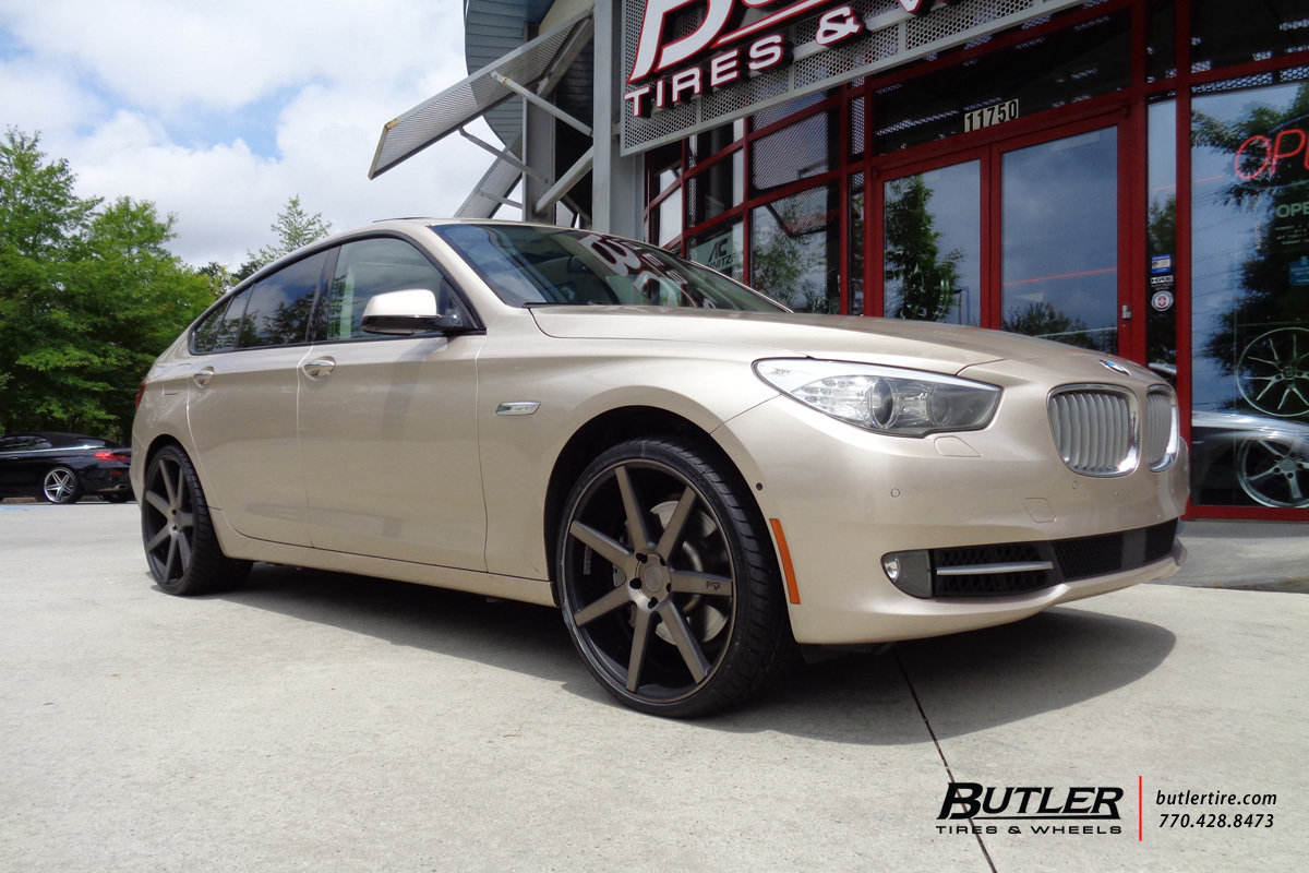 Bmw 5 Series Gt With 22in Niche Verona Wheels Exclusively