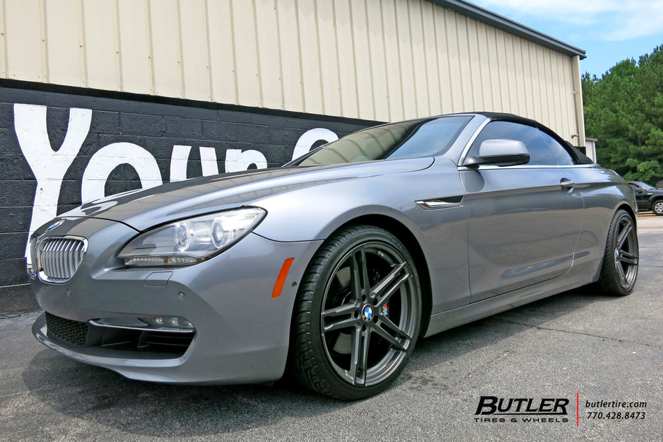 Lexus Of Atlanta >> BMW 6 Series with 20in TSW Mechanica Wheels exclusively from Butler Tires and Wheels in Atlanta ...
