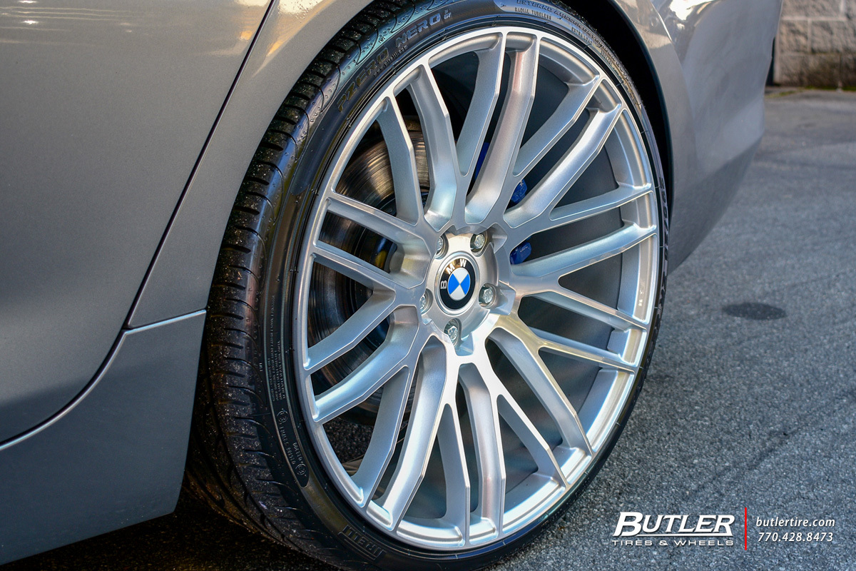 BMW 6 Series Gran Coupe with 22in Savini BM13 Wheels