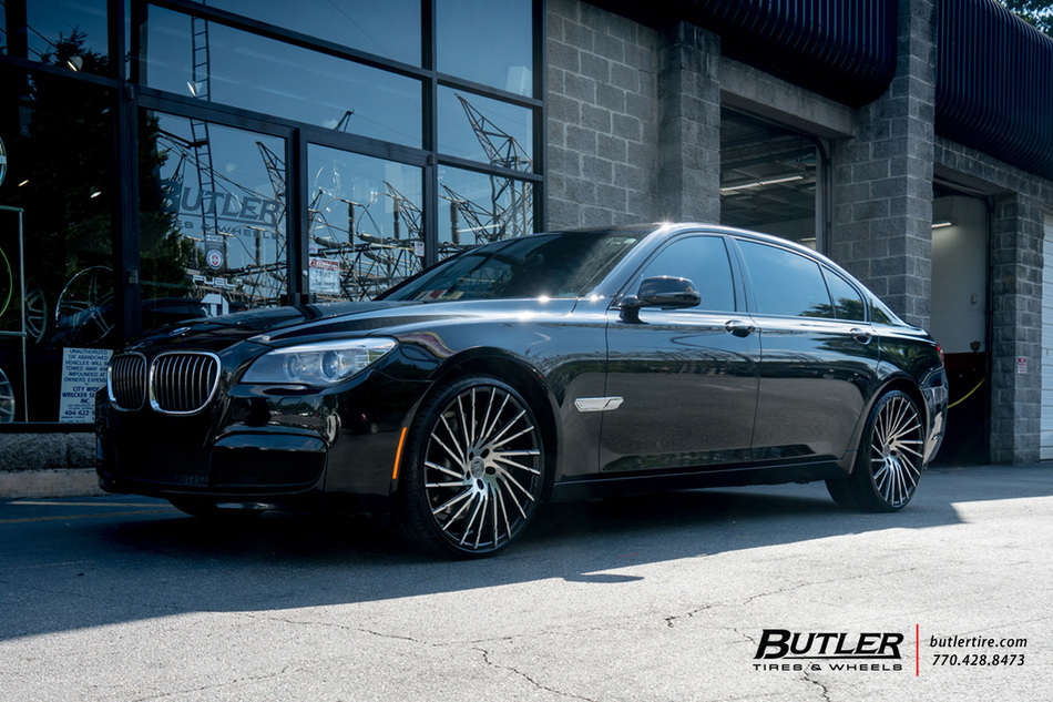 Bmw Series With In Lexani Wraith Wheels Large on Dodge Truck Struts