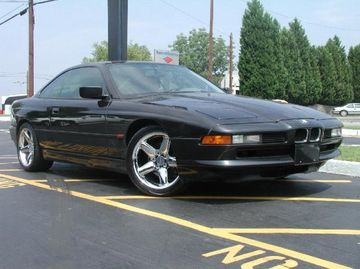 BMW 8 Series with 18in AC Schnitzer Type II Wheels