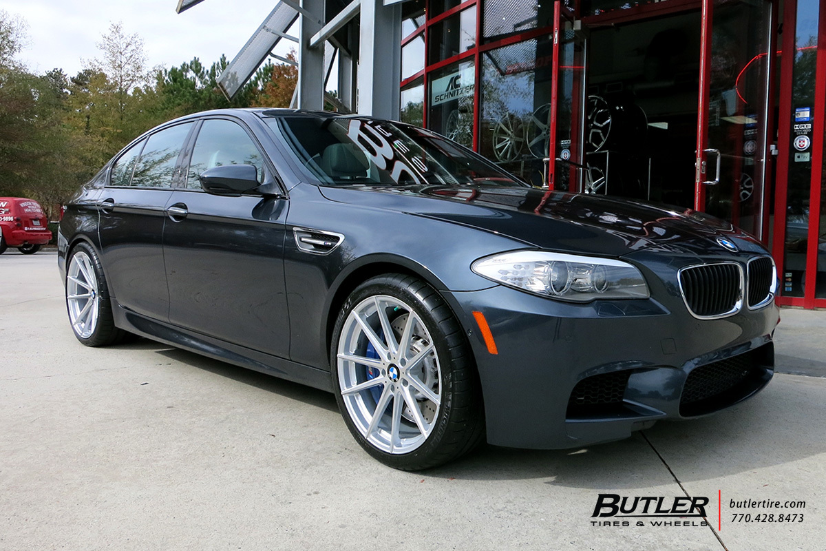 Bmw M5 With 20in Tsw Bathurst Wheels Exclusively From Butler Tires And Wheels In Atlanta Ga