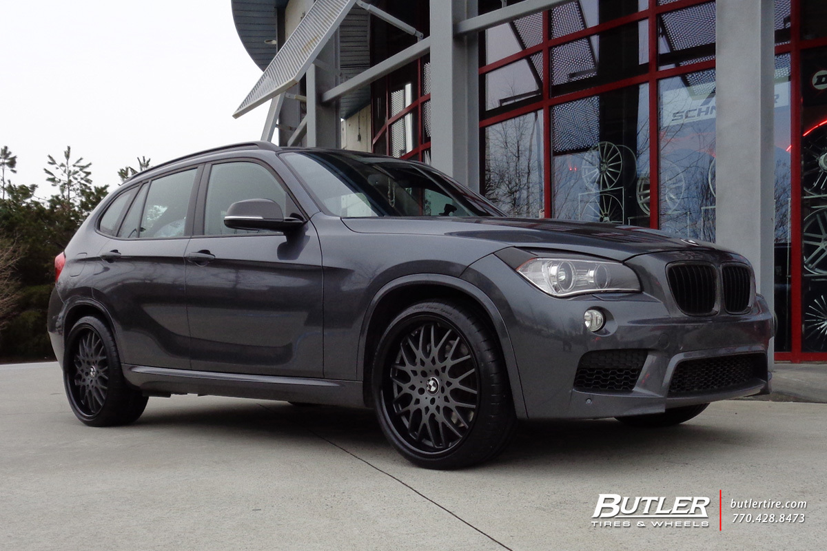 Bmw X1 With 20in Tsw Rascasse Wheels Exclusively From