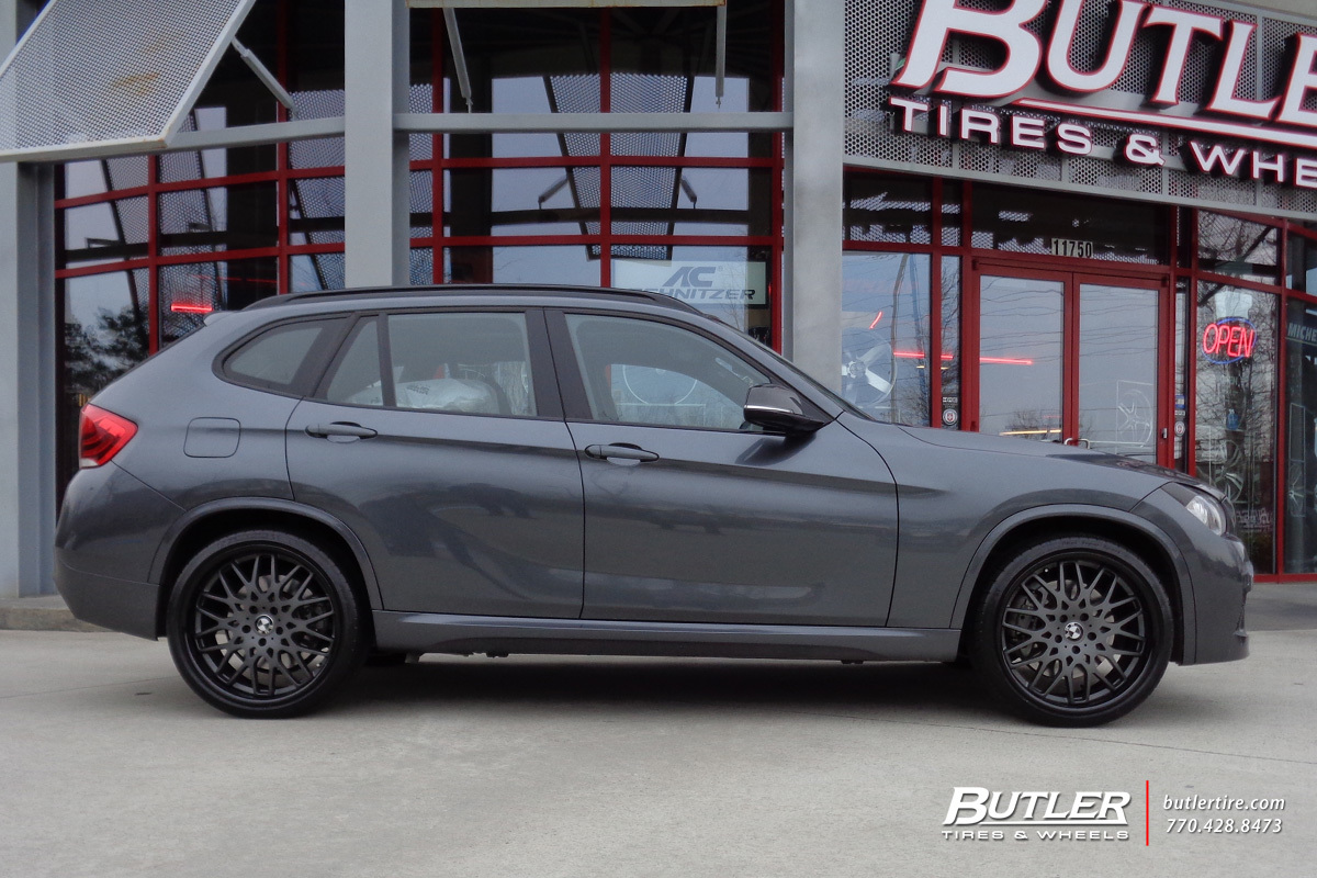 Lexus Of Atlanta >> BMW X1 with 20in TSW Rascasse Wheels exclusively from ...