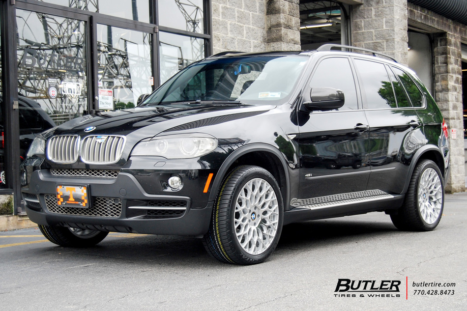 BMW X5 with 20in TSW Oslo Wheels exclusively from Butler Tires and Wheels in Atlanta, GA - Image ...