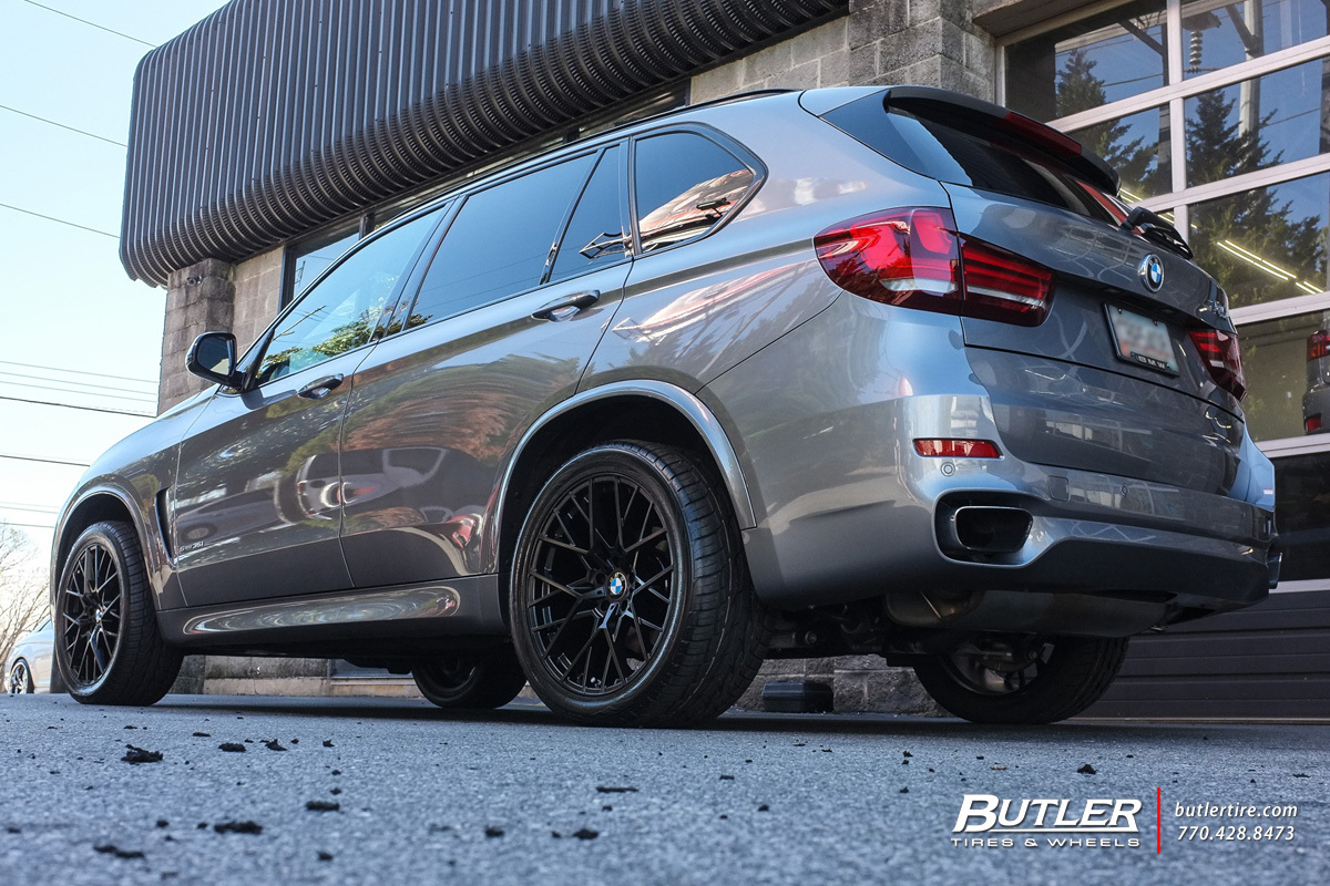 Bmw X5 With 20in Tsw Sebring Wheels Exclusively From