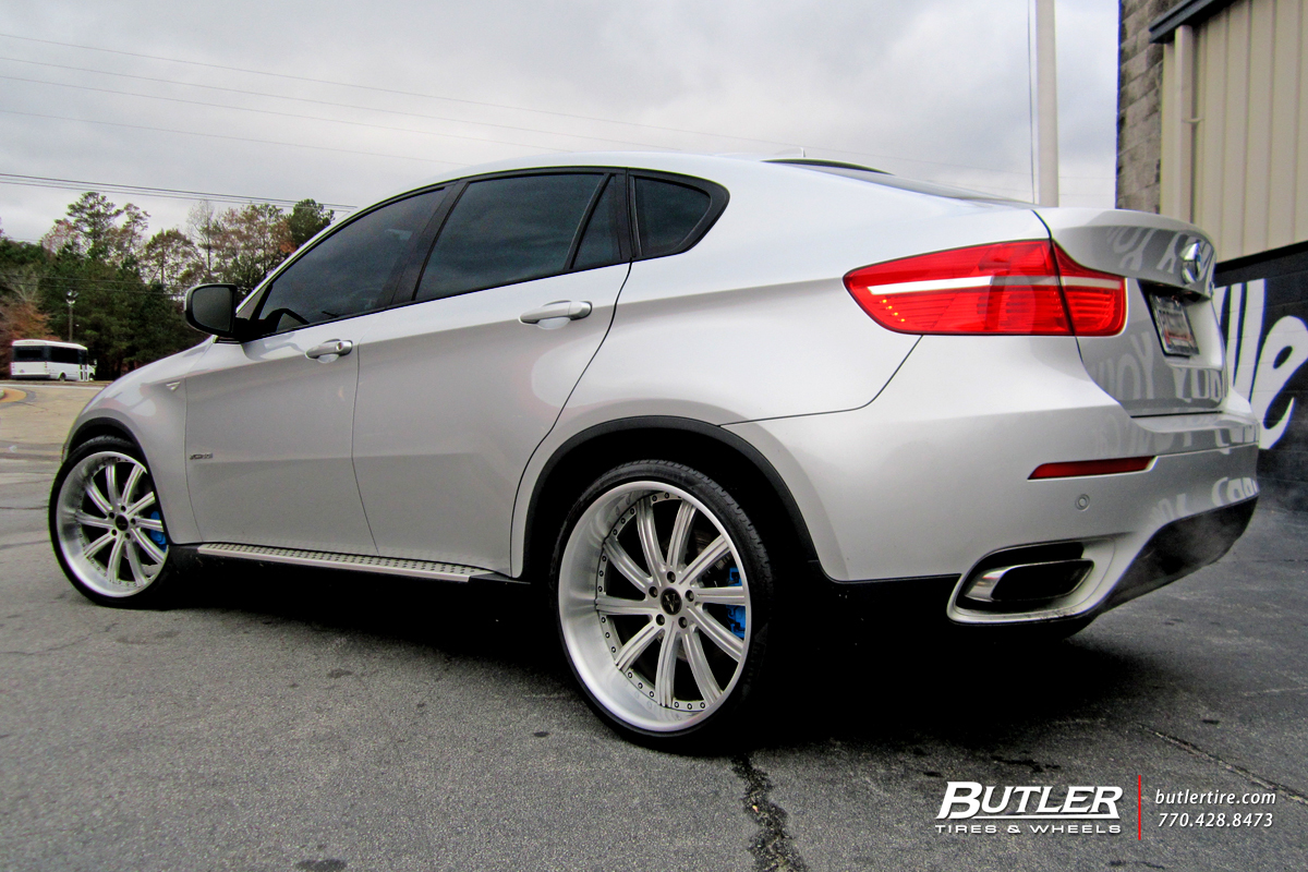Bmw X6 Rims And Tires
