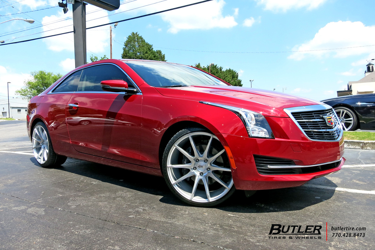 Cadillac Ats With 20in Savini Bm12 Wheels Exclusively From