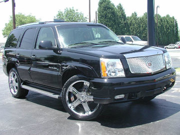 Cadillac Escalade with 23in Antera 325 Wheels