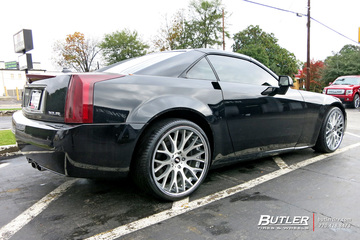 Cadillac XLR with 20in TSW Amaroo Wheels