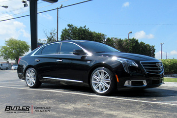 Cadillac XTS with 20in Vossen CV10 Wheels