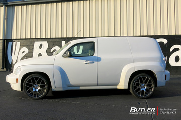 Chevrolet HHR with 19in TSW Nurburgring Wheels