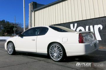 Chevrolet Monte Carlo with 20in Lexani Wraith Wheels