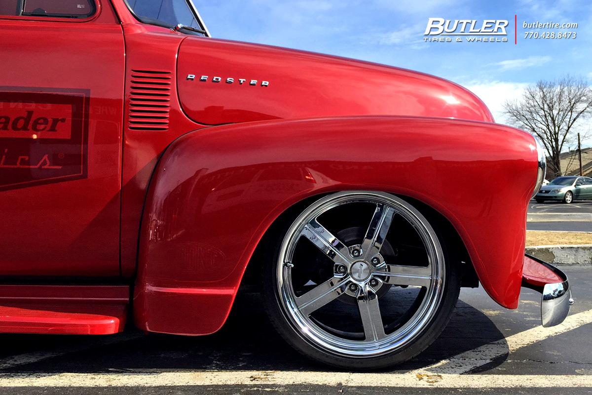 Chevrolet Redster with 20in Huntington Bolsa Wheels ...