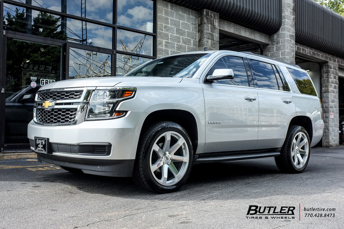 Audi Of Atlanta >> Chevrolet Tahoe with 22in Black Rhino Mozambique Wheels exclusively from Butler Tires and Wheels ...