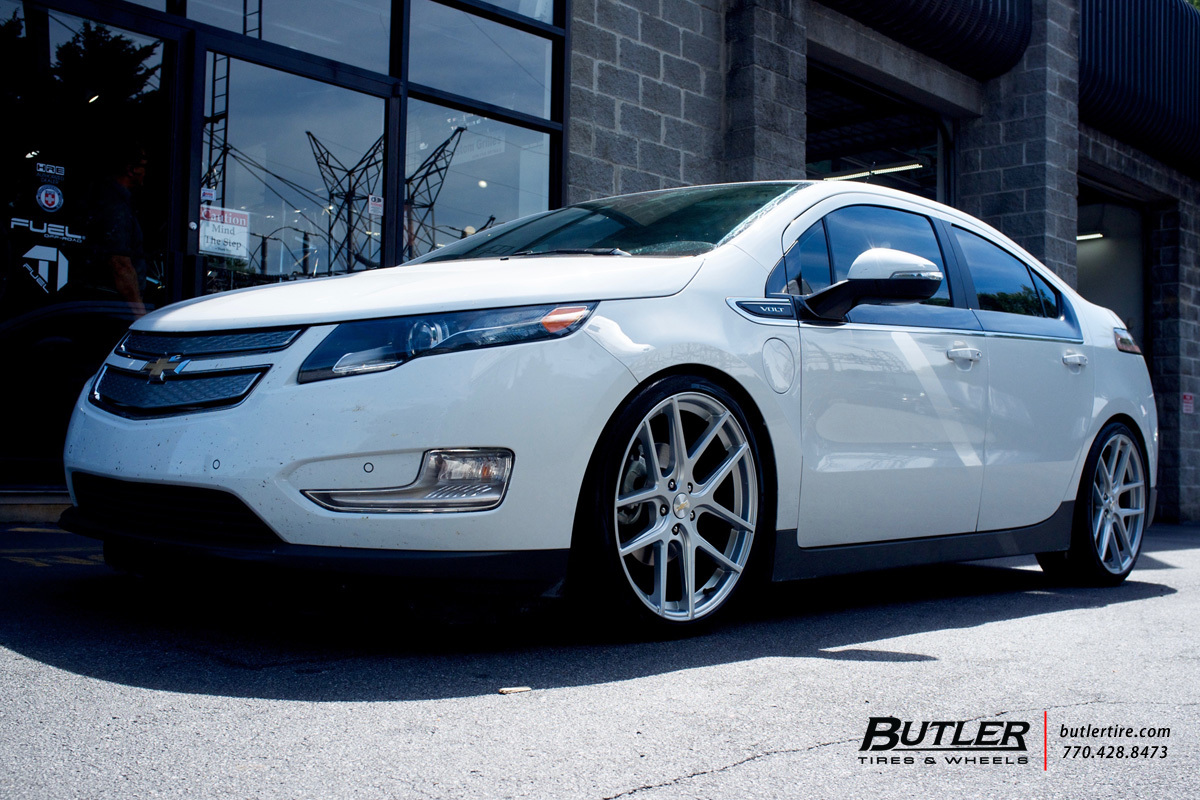 Chevy Volt Custom Wheels >> Chevrolet Volt with 20in TSW Geneva Wheels exclusively from Butler Tires and Wheels in Atlanta ...