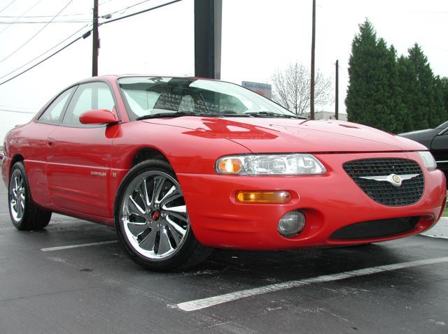Chrysler Sebring with 18in Niche Geffell Wheels