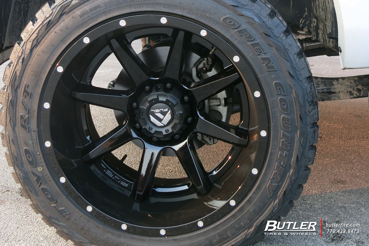 Rt 22 Toyota >> Dodge Ram with 22in Fuel Rampage Wheels exclusively from Butler Tires and Wheels in Atlanta, GA ...