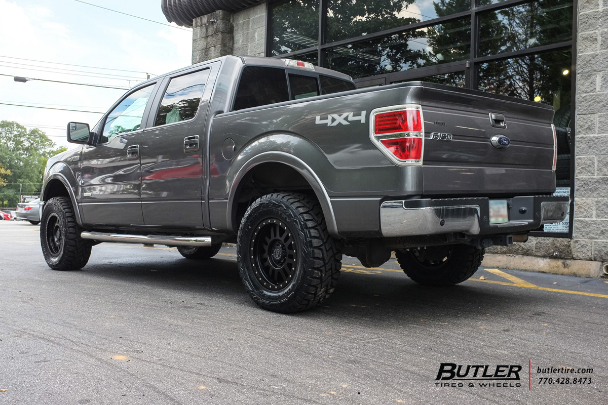 Mazda El Cajon >> Ford F150 with 18in Black Rhino El Cajon Wheels exclusively from Butler Tires and Wheels in ...