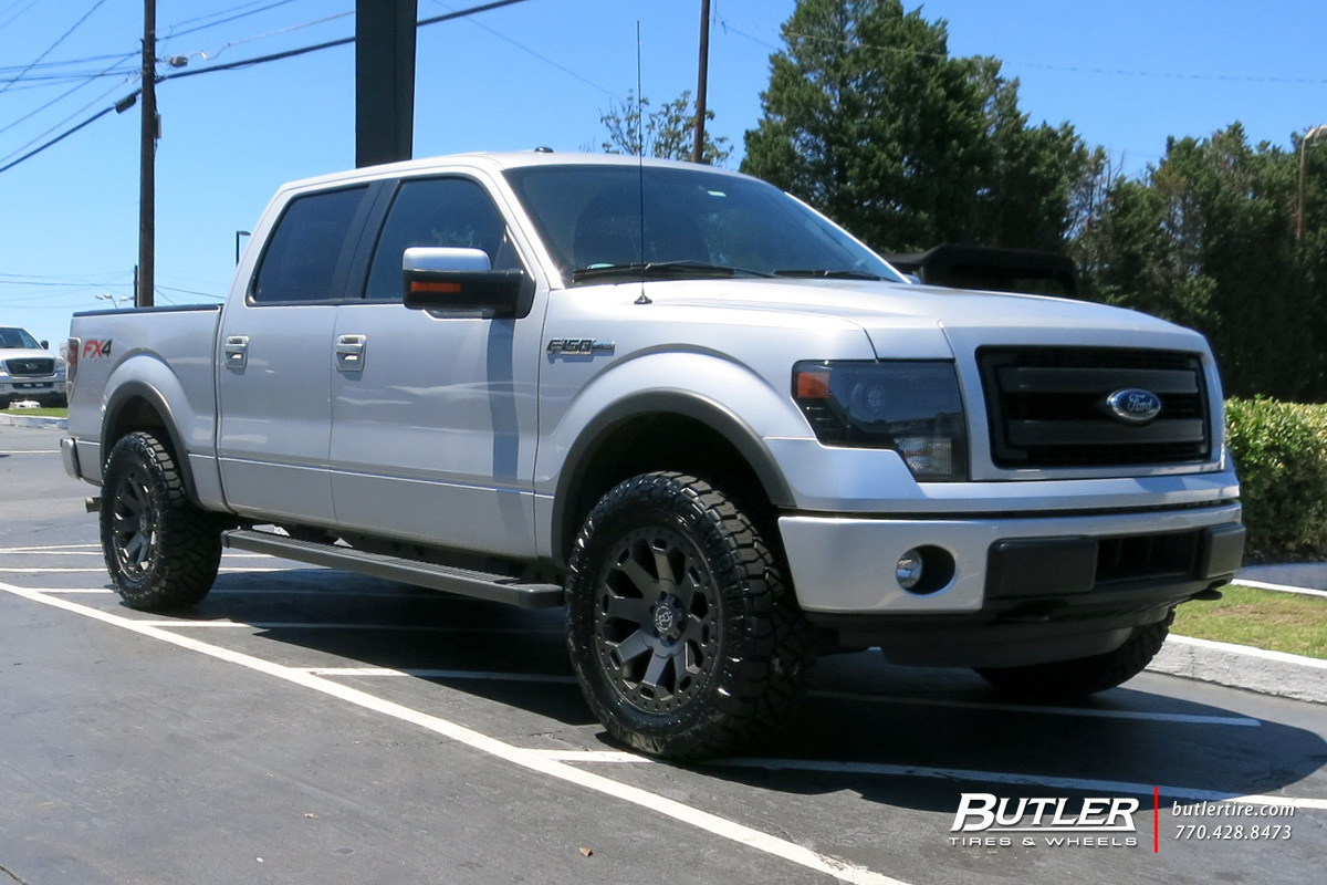 Custom 2018 F 150 >> Ford F150 with 20in Black Rhino Warlord Wheels exclusively from Butler Tires and Wheels in ...