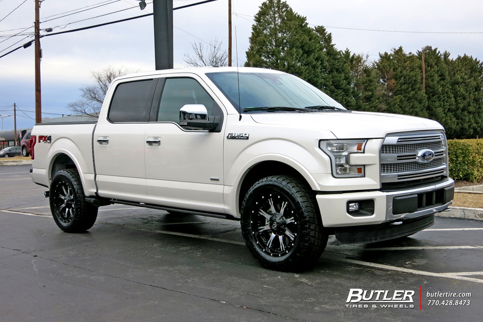 Audi For Sale In Ga >> Ford F150 with 20in Fuel Nutz Wheels exclusively from Butler Tires and Wheels in Atlanta, GA ...