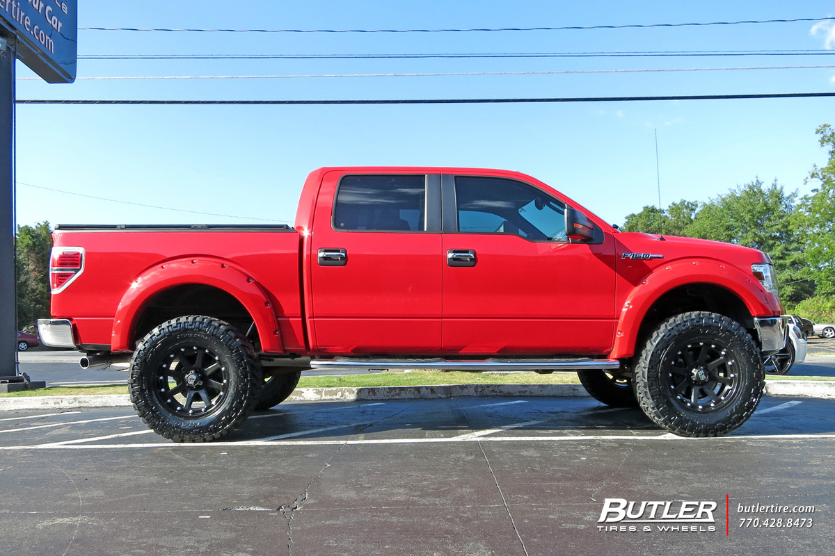 Honda In Atlanta Ford F150 with 20in XD Addict Wheels exclusively from ...