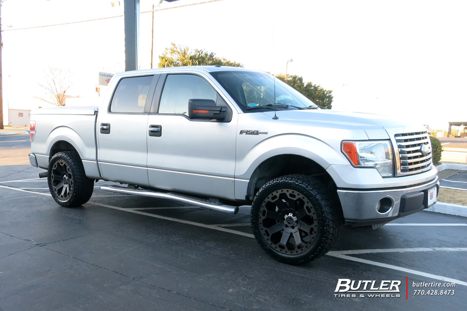 Audi Of Atlanta >> Ford F150 with 22in Black Rhino Warlord Wheels exclusively from Butler Tires and Wheels in ...