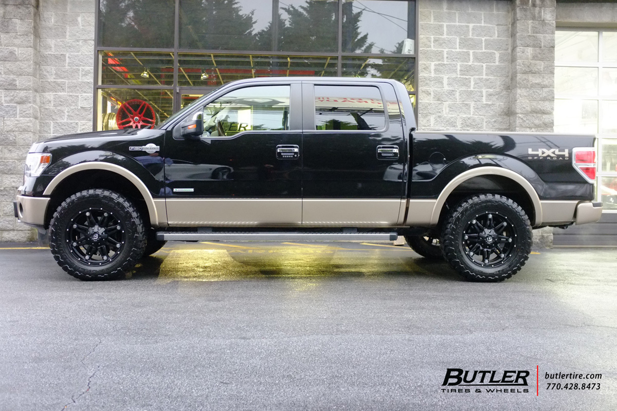 Audi Of Atlanta >> Ford F150 with 22in Fuel Hostage Wheels exclusively from Butler Tires and Wheels in Atlanta, GA ...