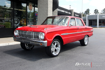 Ford Falcon with 18in American Racing Torq Thrust II Wheels