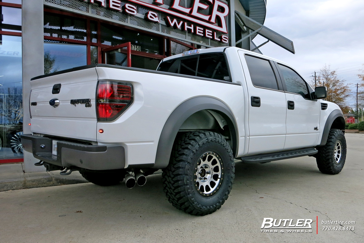 Ford Raptor With 17in Method Racing Nv Wheels Exclusively