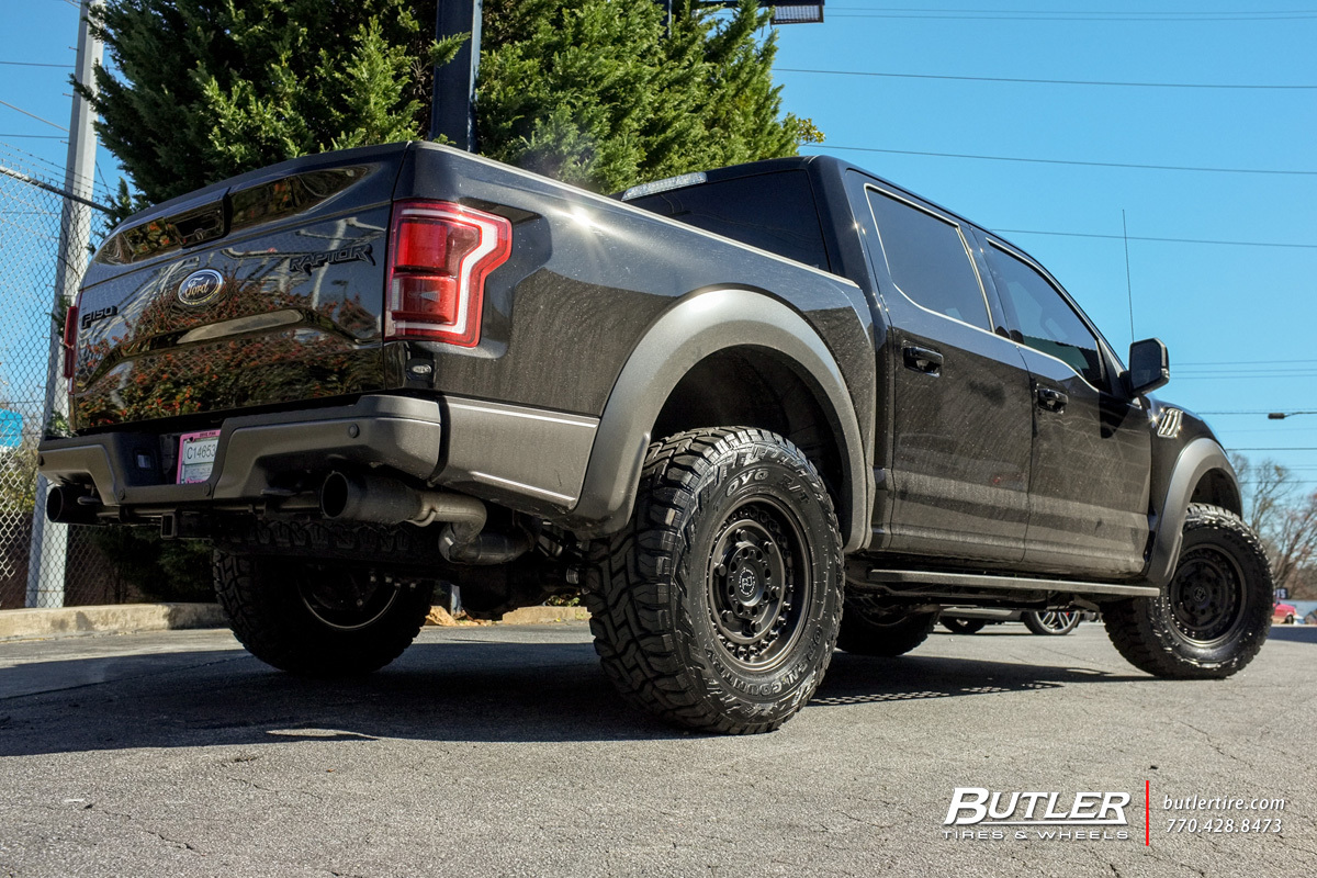Dodge Rt Truck >> Ford Raptor with 18in Black Rhino Armory Wheels exclusively from Butler Tires and Wheels in ...