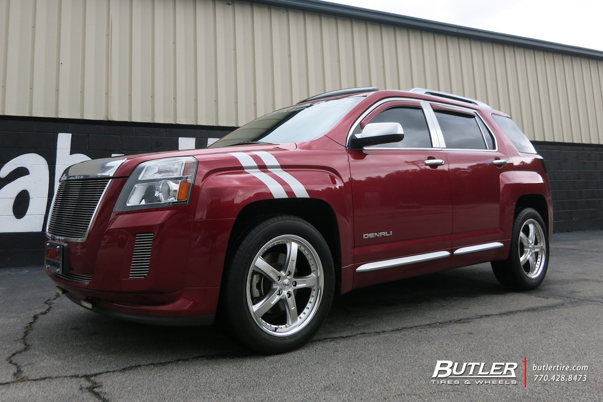 gmc terrain with 19in tsw jarama wheels exclusively from. Black Bedroom Furniture Sets. Home Design Ideas
