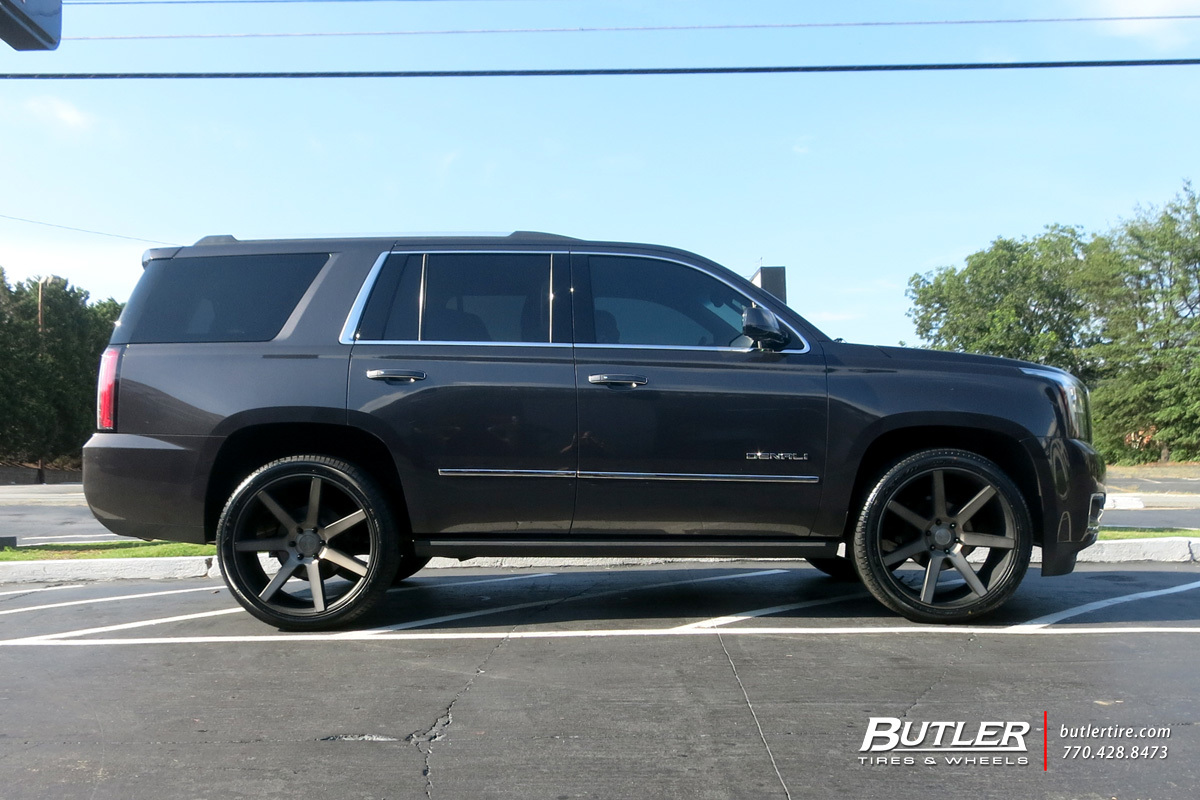 Volvo Of Marietta >> GMC Yukon Denali with 24in DUB Future Wheels exclusively from Butler Tires and Wheels in Atlanta ...
