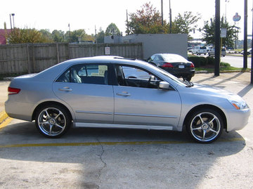 Honda Accord with 19in TSW Spindle Wheels