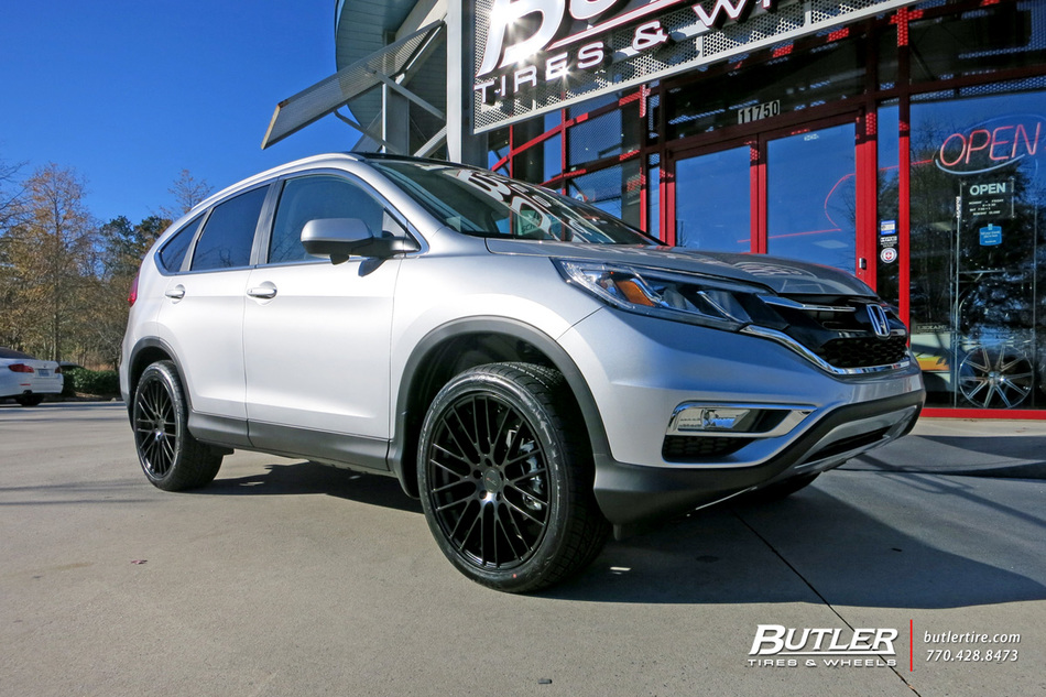 Honda Crv With In Tsw Max Wheels Large